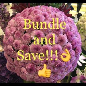 Bundle and save!!!!👌